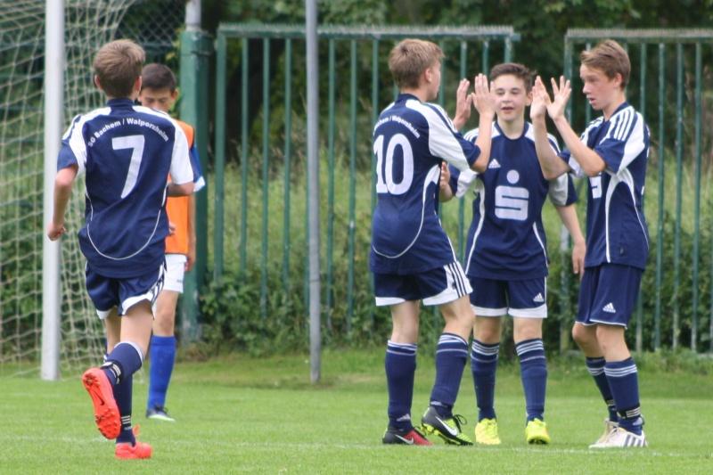 2. Spiel: SG BAWA - TSV Emmelshausen 4:0 (2:0) Img_2033