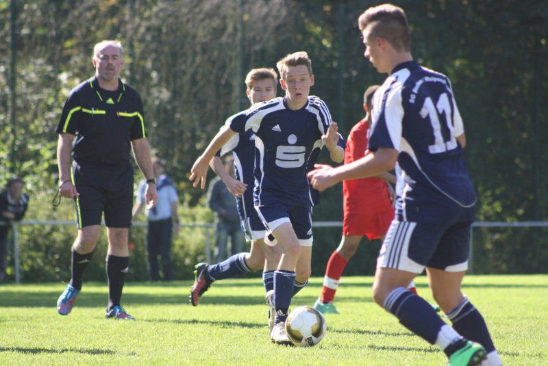 4. Spiel: SG BAWA - TUS RW Koblenz II 5:0 (2:0) Img_2317