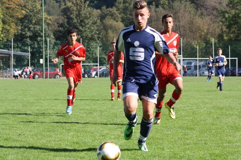 4. Spiel: SG BAWA - TUS RW Koblenz II 5:0 (2:0) Img_2321