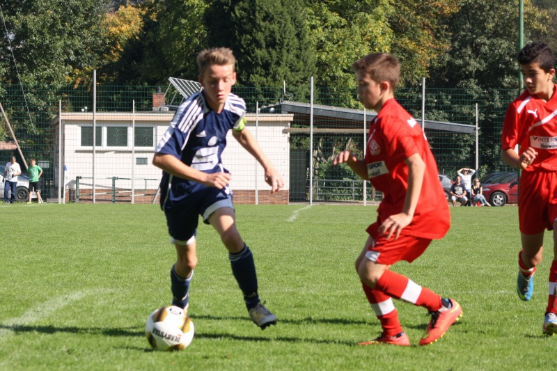 4. Spiel: SG BAWA - TUS RW Koblenz II 5:0 (2:0) Img_2325