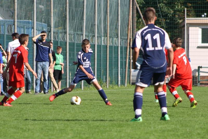 4. Spiel: SG BAWA - TUS RW Koblenz II 5:0 (2:0) Img_2327