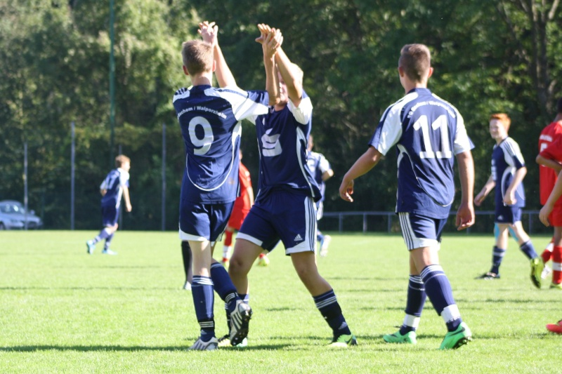 4. Spiel: SG BAWA - TUS RW Koblenz II 5:0 (2:0) Img_2329