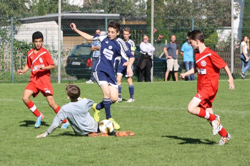 4. Spiel: SG BAWA - TUS RW Koblenz II 5:0 (2:0) Img_2331