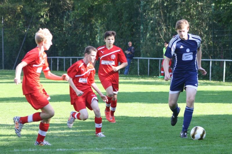 4. Spiel: SG BAWA - TUS RW Koblenz II 5:0 (2:0) Img_2333