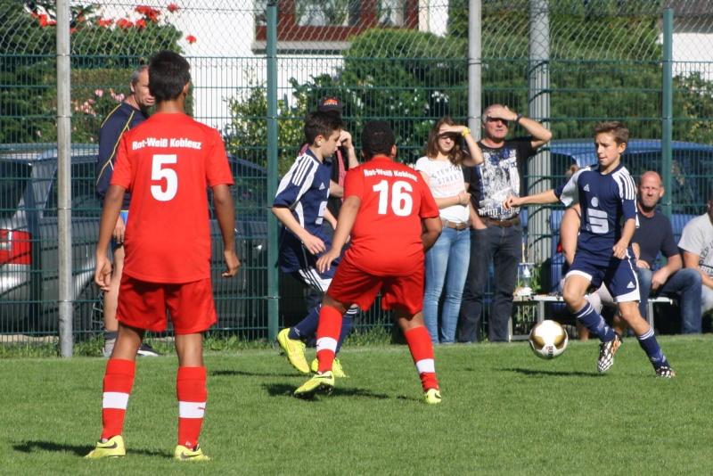4. Spiel: SG BAWA - TUS RW Koblenz II 5:0 (2:0) Img_2438