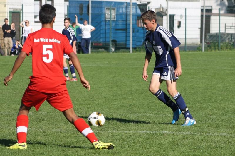 4. Spiel: SG BAWA - TUS RW Koblenz II 5:0 (2:0) Img_2448