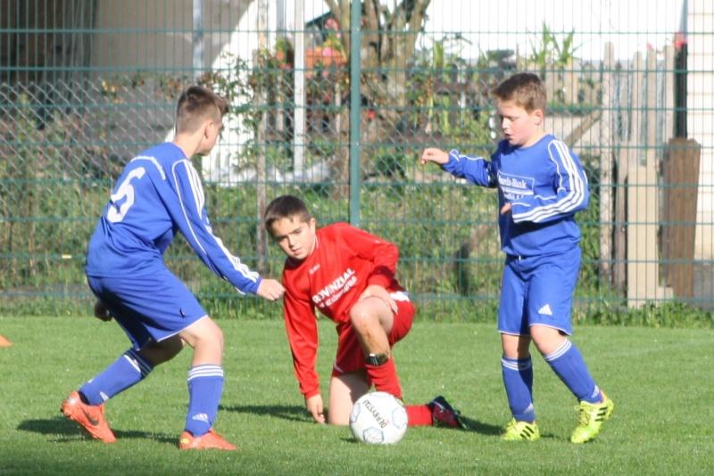 5.Spieltag: BaWa - Ahrweiler BC III 1:1 (1:0) Img_2454