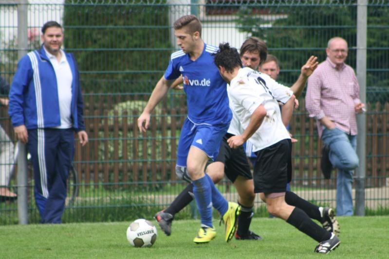 8.Spieltag: BaWa - SG Westum/Löhndorf II 1:4 (1:1) Img_2518
