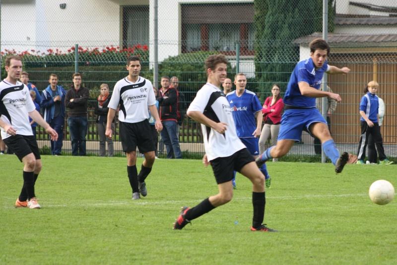 8.Spieltag: BaWa - SG Westum/Löhndorf II 1:4 (1:1) Img_2532