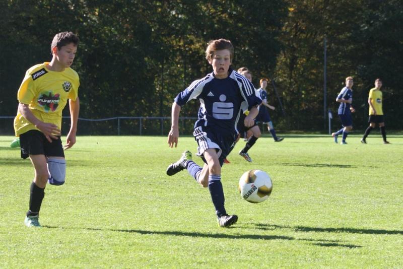6. Spiel: SG BAWA - JFV Rhein-Hunsrück II 5:0 (2:0) Img_2630
