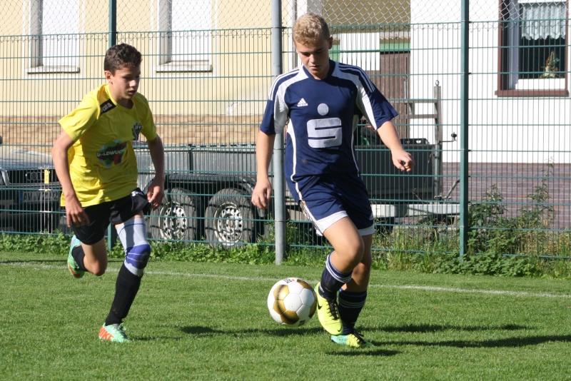 6. Spiel: SG BAWA - JFV Rhein-Hunsrück II 5:0 (2:0) Img_2632