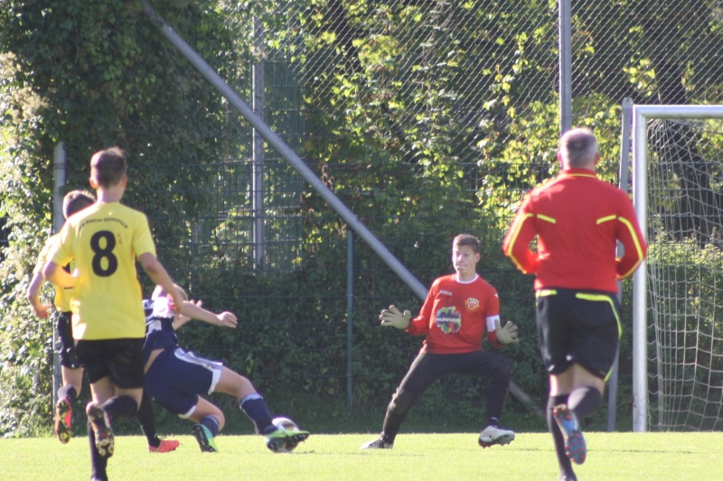 6. Spiel: SG BAWA - JFV Rhein-Hunsrück II 5:0 (2:0) Img_2747