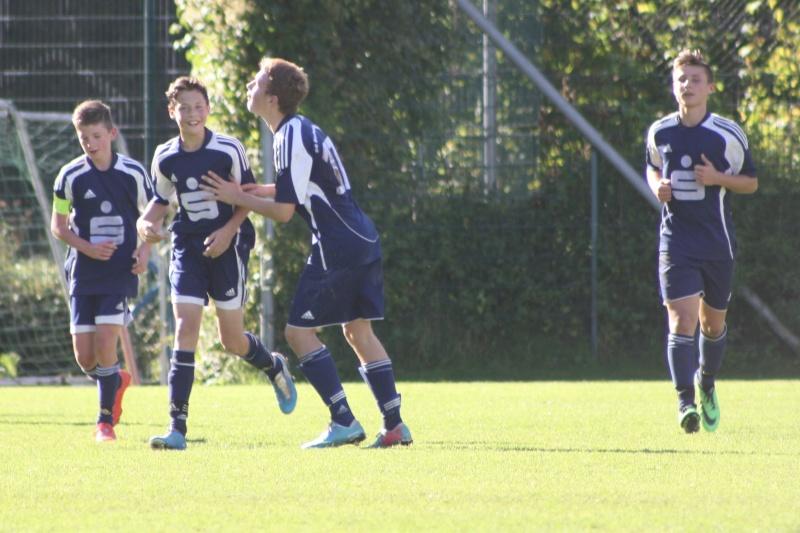 6. Spiel: SG BAWA - JFV Rhein-Hunsrück II 5:0 (2:0) Img_2750