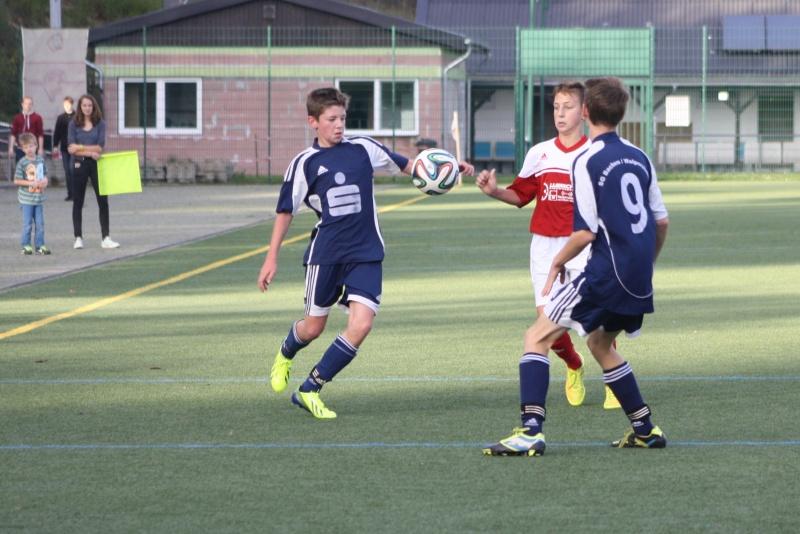 7.Spieltag: JSG Löf - SG BAWA 1:1 (1:1) Img_2763