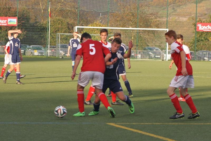 7.Spieltag: JSG Löf - SG BAWA 1:1 (1:1) Img_2765