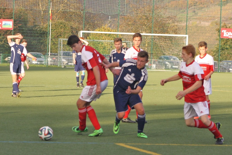 7.Spieltag: JSG Löf - SG BAWA 1:1 (1:1) Img_2810