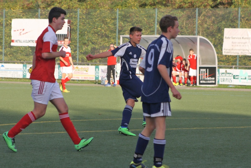 7.Spieltag: JSG Löf - SG BAWA 1:1 (1:1) Img_2813