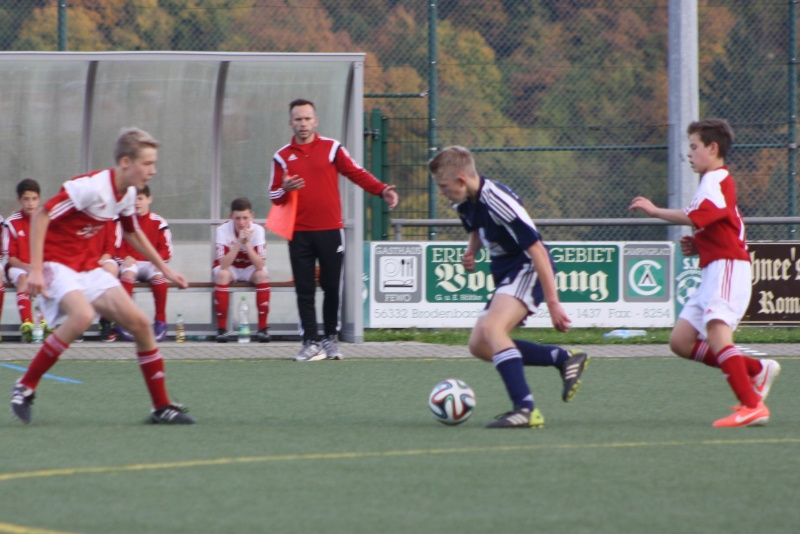 7.Spieltag: JSG Löf - SG BAWA 1:1 (1:1) Img_2822