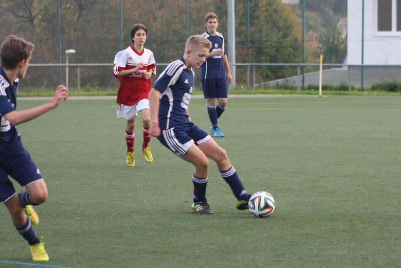 7.Spieltag: JSG Löf - SG BAWA 1:1 (1:1) Img_2823