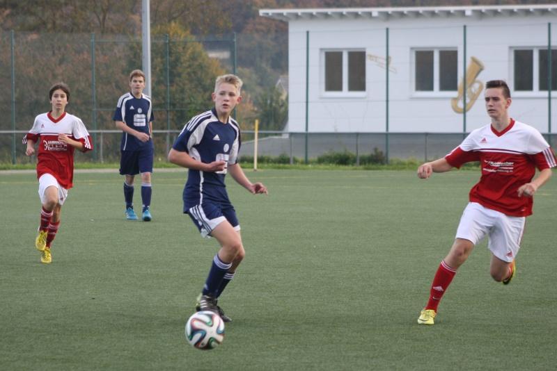7.Spieltag: JSG Löf - SG BAWA 1:1 (1:1) Img_2824