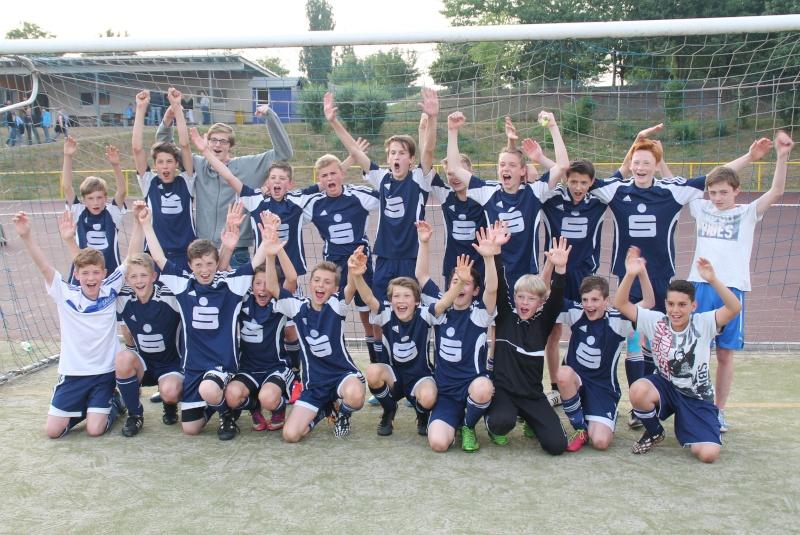 C-Jugend schafft Aufstieg in die Bezirksliga Img_5925
