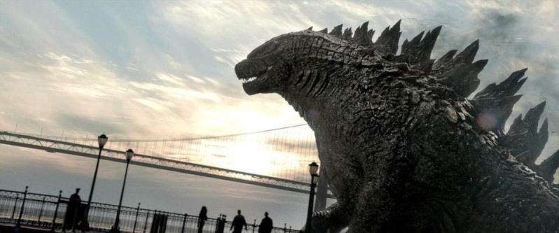 [Warner / Legendary] Saga Godzilla (2014, 2019, 2020)  05074910