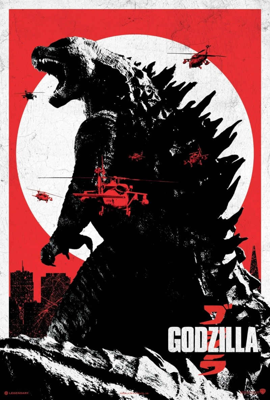 [Warner / Legendary] Saga Godzilla (2014, 2019, 2020)  07045810