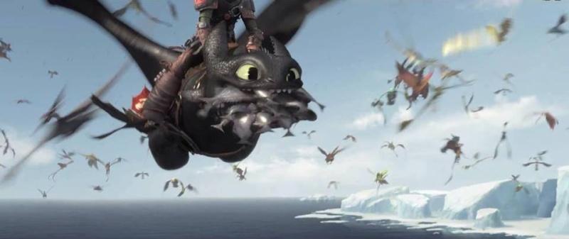Dragons 2 [spoilers présents] DreamWorks (2014) 10154210