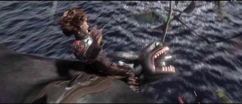 Dragons 2 [spoilers présents] DreamWorks (2014) 10382810