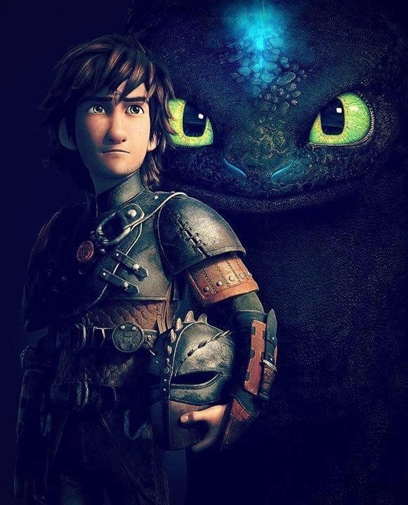 Dragons 2 [spoilers présents] DreamWorks (2014) 10390010