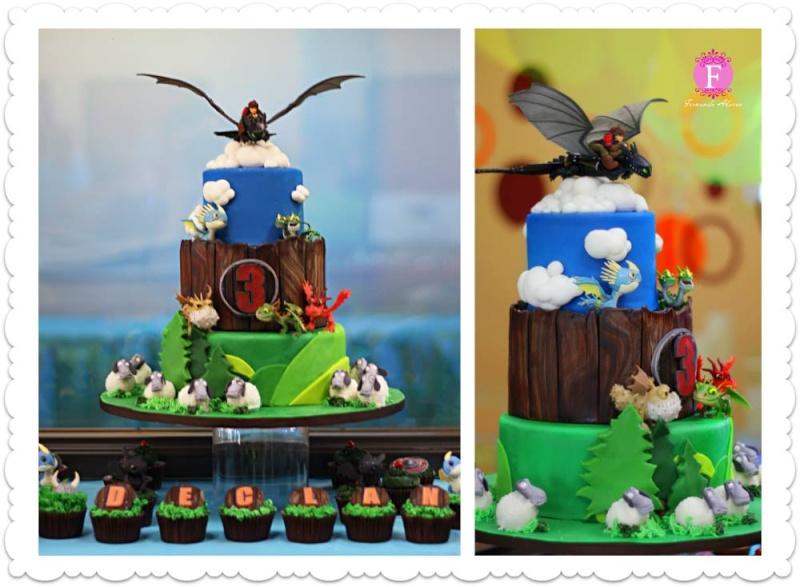 Fernanda Abarca Cakes et autres créations culinaires...  10623810