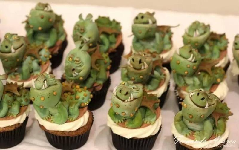 Fernanda Abarca Cakes et autres créations culinaires...  15338511