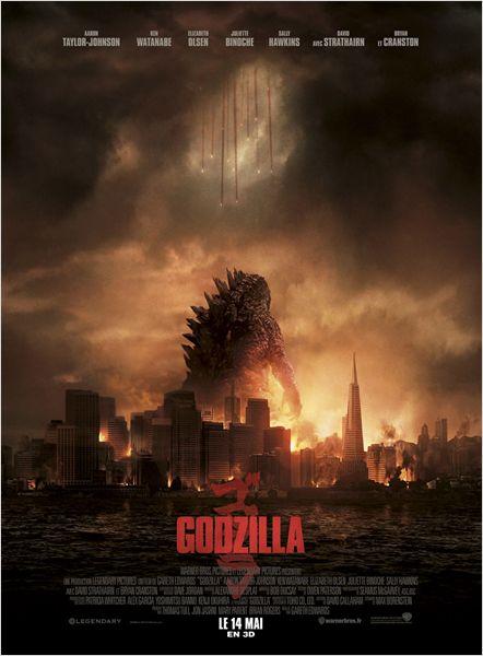[Warner / Legendary] Saga Godzilla (2014, 2019, 2020)  16791510
