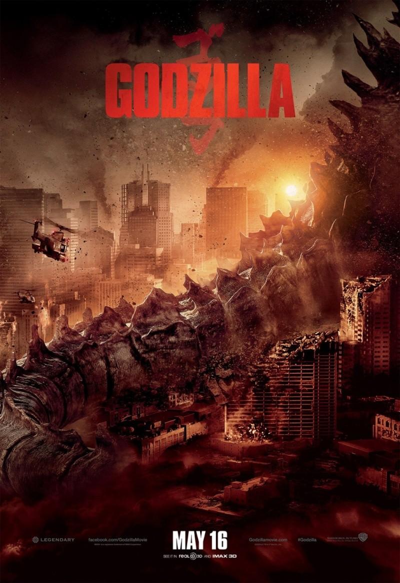 [Warner / Legendary] Saga Godzilla (2014, 2019, 2020)  18341010