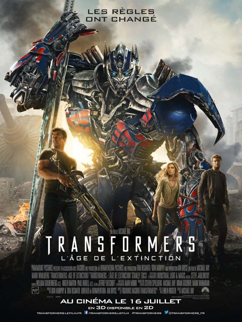 [Film] Transformers : l'âge de l'extinction (2014) 38541210