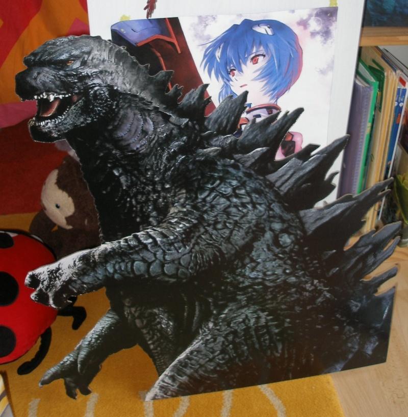 [Warner / Legendary] Saga Godzilla (2014, 2019, 2020)  P1017710