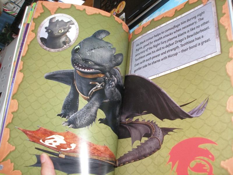 Les détails dans les films Dragons et la série tv... - Page 2 P1017765