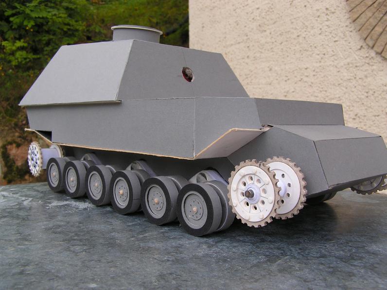 Panzerjäger Sd.Kfz.184 ,,Elefant,, m 1:20 27k11