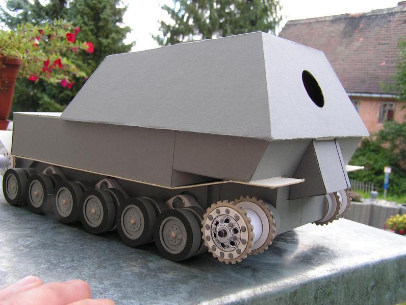 Panzerjäger Sd.Kfz.184 ,,Elefant,, m 1:20 28k15