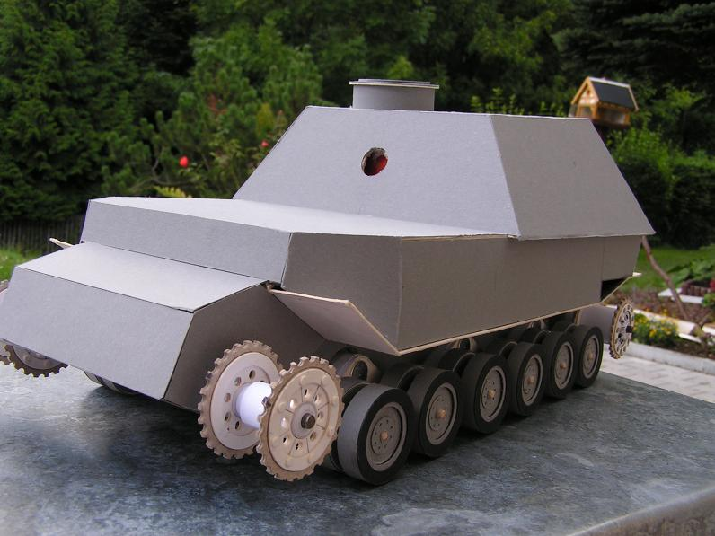 Panzerjäger Sd.Kfz.184 ,,Elefant,, m 1:20 29k14