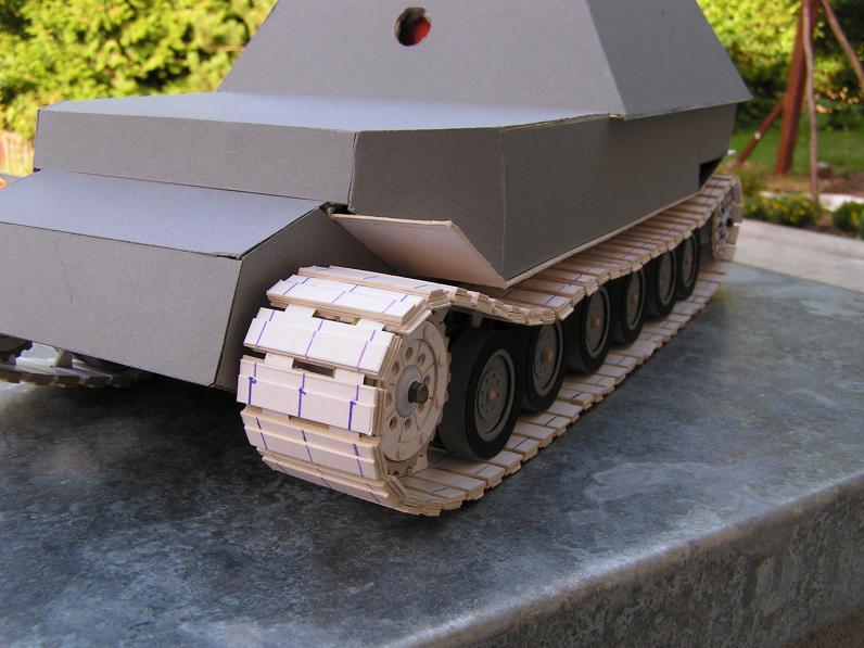 Panzerjäger Sd.Kfz.184 ,,Elefant,, m 1:20 31k11