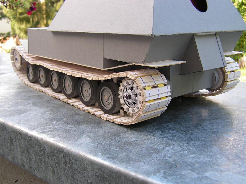 Panzerjäger Sd.Kfz.184 ,,Elefant,, m 1:20 32k11