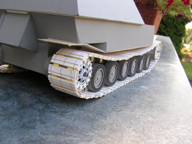Panzerjäger Sd.Kfz.184 ,,Elefant,, m 1:20 33k10