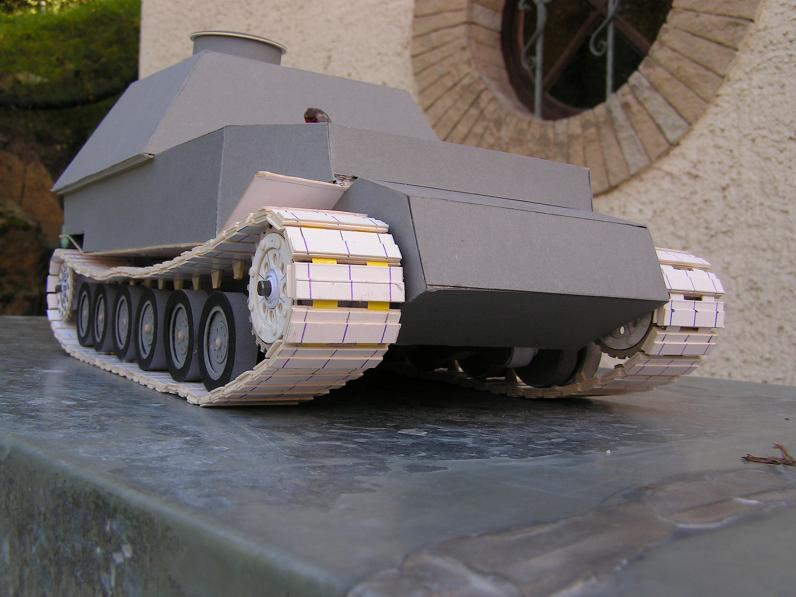 Panzerjäger Sd.Kfz.184 ,,Elefant,, m 1:20 34k10