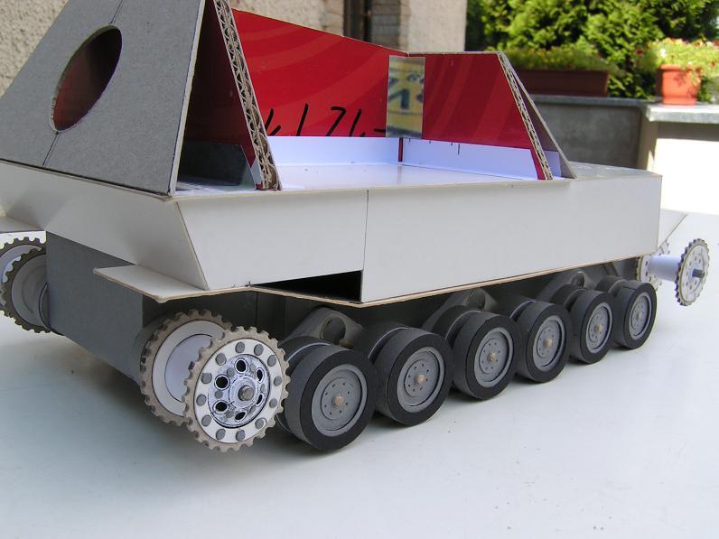 Panzerjäger Sd.Kfz.184 ,,Elefant,, m 1:20 Di_00510