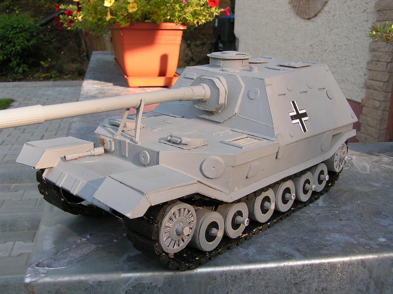 Panzerjäger Sd.Kfz.184 ,,Elefant,, m 1:20 Elefan10