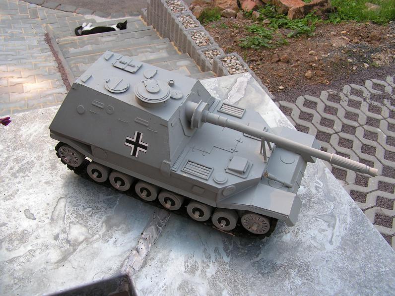 Panzerjäger Sd.Kfz.184 ,,Elefant,, m 1:20 Elefan12