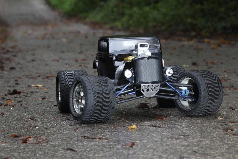 Tracer Revo 4x4x4 Rat Rod. Img_8317