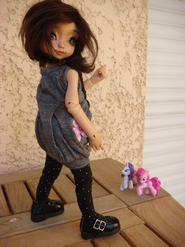 Mais oui, c'est elle !!!! Lily de Creamsoda !!!!  Dsc01823