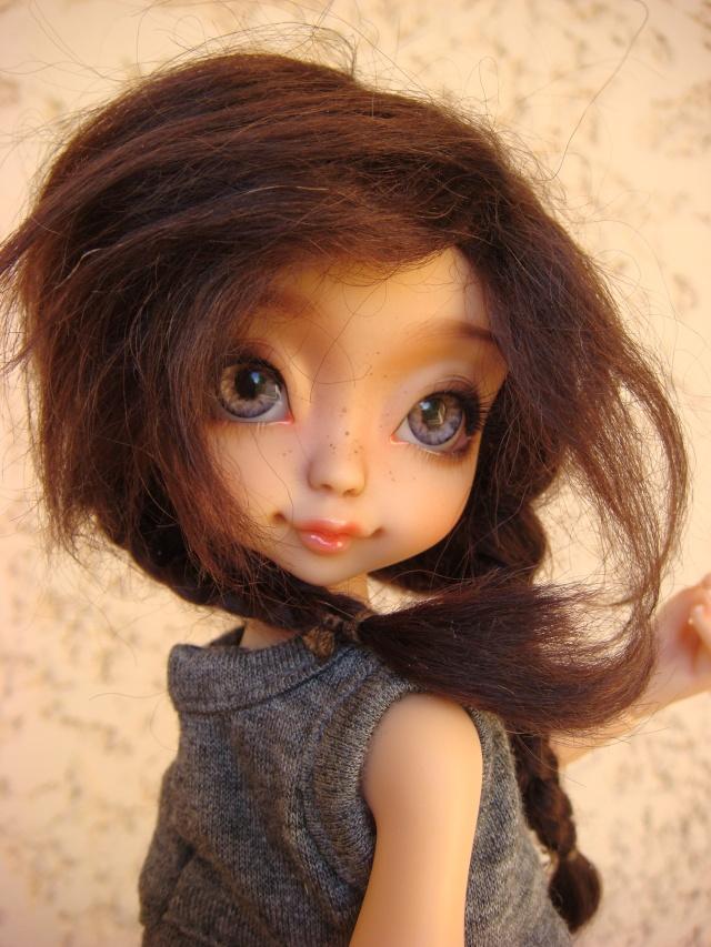 Mais oui, c'est elle !!!! Lily de Creamsoda !!!!  Dsc01824